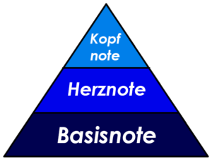 Pafum Duftpyramide