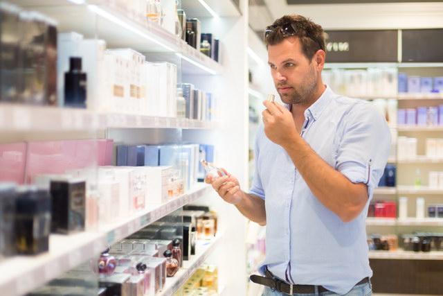 Männer Parfum Kauf