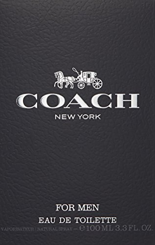 Verpackung Coach For Men EdT