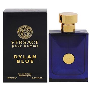 Parfum Versace Pour Homme Dylan Blue EdT