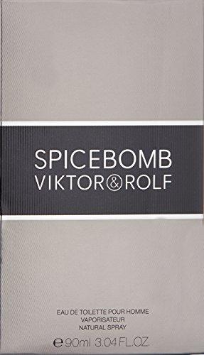 Verpackung Viktor und Rolf Spicebomb EdT